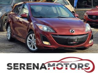 Used 2010 Mazda MAZDA3 GT | 2.5L | AUTO | HATCH | NO ACCIDENTS for sale in Mississauga, ON