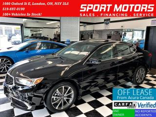 Used 2018 Acura TLX AWD+Apple Play+ACC+LKA+Camera+ACCIDENT FREE for sale in London, ON