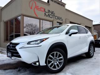 Used 2017 Lexus NX 200T.Cam.Leather.Roof.BlindSpot.OneOwner.Warranty for sale in Kitchener, ON