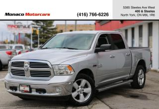 Used 2015 RAM 1500 SLT ECODIESEL - BACKUP|REMOTE START|HEATED SEATS for sale in North York, ON
