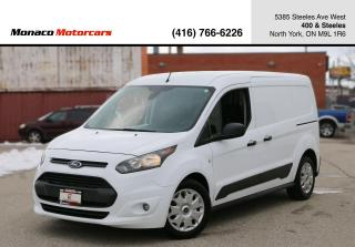 Used 2015 Ford Transit Connect XLT w-Dual Sliding Doors - CERTIFIED VEHICLE for sale in North York, ON