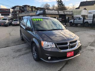 Used 2017 Dodge Grand Caravan SXT Premium Plus 3.6L V6 283HP 6 SPD AUTO for sale in Langley, BC