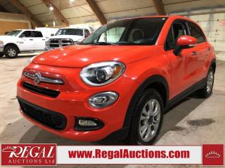 Used 2016 Fiat 500 X 4D UTILITY AWD for sale in Calgary, AB