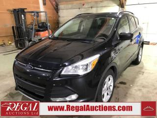 Used 2015 Ford Escape SE 4D Utility FWD for sale in Calgary, AB