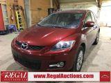 Photo of Red 2009 Mazda CX-7