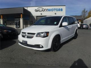 Used 2019 Dodge Grand Caravan GT-LEATHER, HEATED SEATS, BLUETOOTH for sale in Victoria, BC