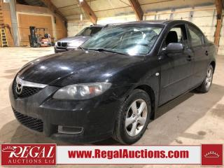 Used 2007 Mazda MAZDA3 GS 4D Sedan for sale in Calgary, AB