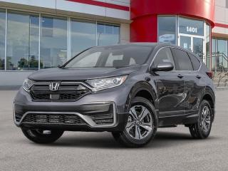 New 2021 Honda CR-V LX for sale in Winnipeg, MB
