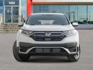 New 2021 Honda CR-V LX for sale in Winnipeg, MB
