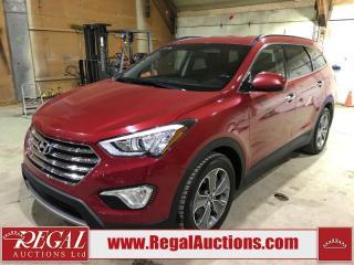 Used 2014 Hyundai Santa Fe XL 4D UTILITY AWD for sale in Calgary, AB