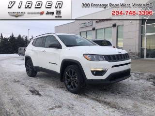 New 2021 Jeep Compass 80th Anniversary for sale in Virden, MB
