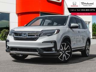 New 2021 Honda Pilot Touring 7-Passenger FAMILY PACKAGE, DOOR VISORS for sale in Winnipeg, MB