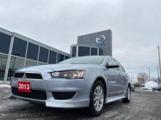 Used 2013 Mitsubishi Lancer Sportback SE for sale in Ottawa, ON