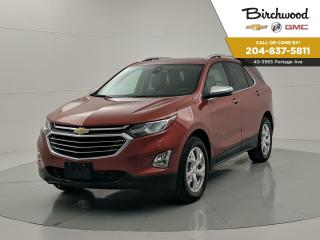 Used 2020 Chevrolet Equinox Premier AWD Leather | Heated Seats | Remote Start for sale in Winnipeg, MB