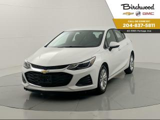 Used 2019 Chevrolet Cruze LT Hatchback | Bluetooth | Heated Seats for sale in Winnipeg, MB
