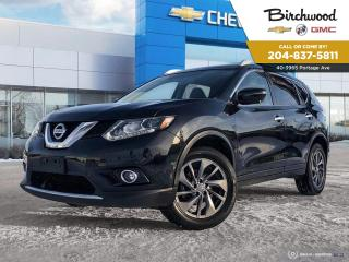 Used 2016 Nissan Rogue SL SL AWD Leather | Sunroof | Navigation for sale in Winnipeg, MB