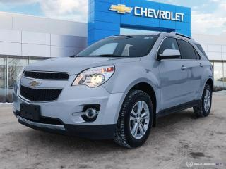 Used 2013 Chevrolet Equinox LTZ for sale in Winnipeg, MB