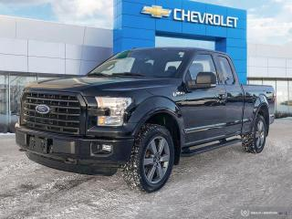 Used 2016 Ford F-150 XLT Supercab | 4WD | 5.0L V8 for sale in Winnipeg, MB
