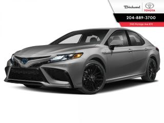 New 2021 Toyota Camry HYBRID LE for sale in Winnipeg, MB