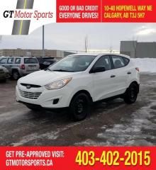 Used 2012 Hyundai Tucson L | $0 DOWN - EVERYONE APPROVED! for sale in Calgary, AB
