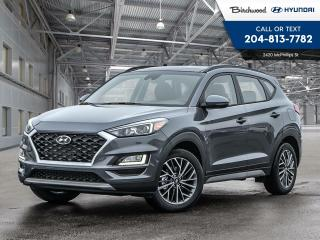 New 2021 Hyundai Tucson TREND for sale in Winnipeg, MB