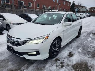 Used 2017 Honda Accord Touring for sale in Scarborough, ON