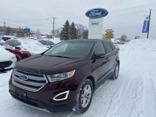 Used 2017 Ford Edge SEL  - One owner - Power Liftgate - $180 B/W for sale in Sturgeon Falls, ON