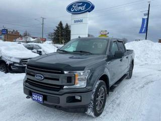 Used 2018 Ford F-150 XLT  - One owner - Trade-in - Navigation - $285 B/ for sale in Sturgeon Falls, ON