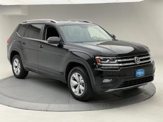 Used 2018 Volkswagen Atlas Comfortline 3.6L 8sp at w/Tip 4MOTION for sale in Burnaby, BC