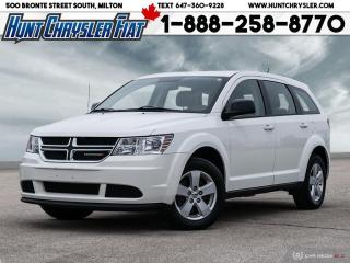 Used 2016 Dodge Journey CVP   LOW KMS   PUSH BTN   ALLOYS   GREAT SHAPE!!! for sale in Milton, ON