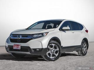 Used 2018 Honda CR-V EX-L for sale in Ottawa, ON