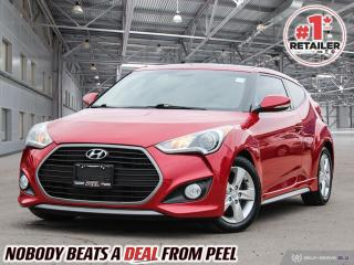 Used 2016 Hyundai Veloster Turbo for sale in Mississauga, ON