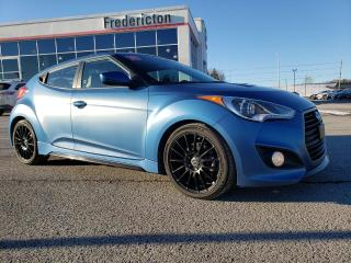 Used 2016 Hyundai Veloster Rally Edition for sale in Fredericton, NB