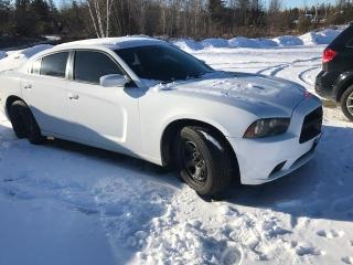 Used 2014 Dodge Charger Enforcer Police for sale in Spragge, ON