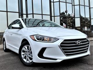 Used 2017 Hyundai Elantra 4DR SDN for sale in Brampton, ON