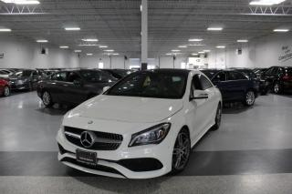 Used 2017 Mercedes-Benz CLA-Class CLA250 NO ACCIDENTS I AMG I NAVIGATION I PANOROOF I REAR CAM for sale in Mississauga, ON