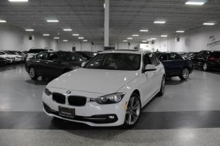 Used 2016 BMW 3 Series 320i XDRIVE NO ACCIDENTS I LEATHER I SUNROOF I HEATED SEATS for sale in Mississauga, ON