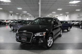 Used 2017 Audi Q5 QUATTRO NO ACCIDENTS I LEATHER I PANOROOF I HEATED SEATS for sale in Mississauga, ON