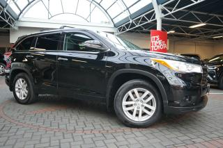 Used 2014 Toyota Highlander LE AWD for sale in Vancouver, BC
