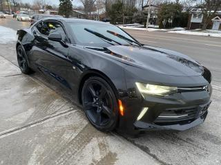 Used 2018 Chevrolet Camaro 2dr Cpe LT w/1LT for sale in Toronto, ON