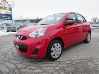 Used 2016 Nissan Micra 4DR HB for sale in Newmarket, ON