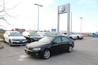 Used 2017 Volkswagen Jetta Sedan 1.8 TSI Auto Highline for sale in Whitby, ON
