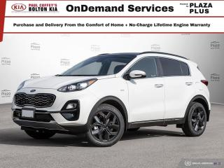 New 2021 Kia Sportage EX S for sale in Bolton, ON