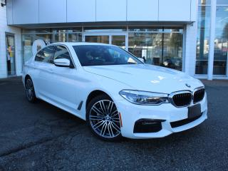 Used 2019 BMW 530i Xdrive M Package Harman Kardon Sound System for sale in Surrey, BC