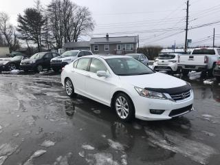 Used 2014 Honda Accord Touring Sedan AT for sale in Truro, NS