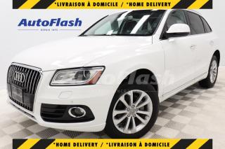 Used 2017 Audi Q5 2.0T PROGRESSIV-PLUS ORIGINAL* RARE!* for sale in Saint-Hubert, QC