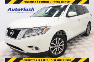 Used 2016 Nissan Pathfinder SL-TECH *CAMERA-360 *GPS for sale in Saint-Hubert, QC