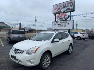 Used 2013 Nissan Rogue S AWD for sale in Windsor, ON