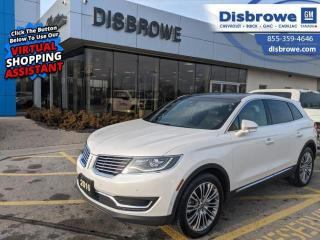 Used 2016 Lincoln MKX Reserve for sale in St. Thomas, ON