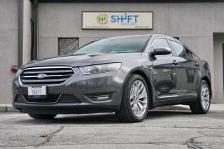 Used 2015 Ford Taurus LIMITED REBUILT TITLE, REAR VIEW CAMERA, NAV for sale in Oakville, ON
